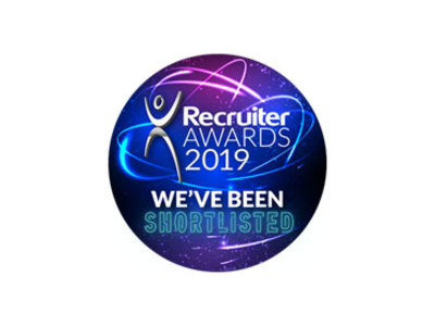Recruiter Awards 2019   Shortlist